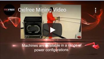 Oxifree Mining Video